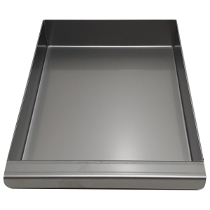 The Original Travel Buddy oven tray front on