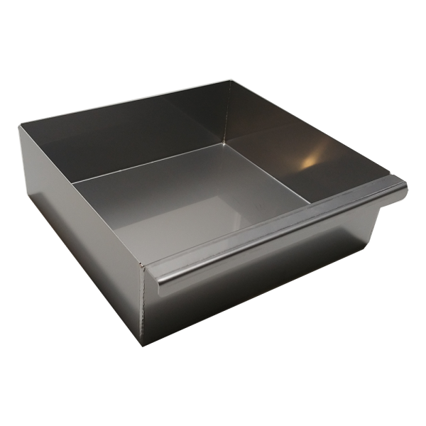 The Road Chef Oven Tray - 78mm deep