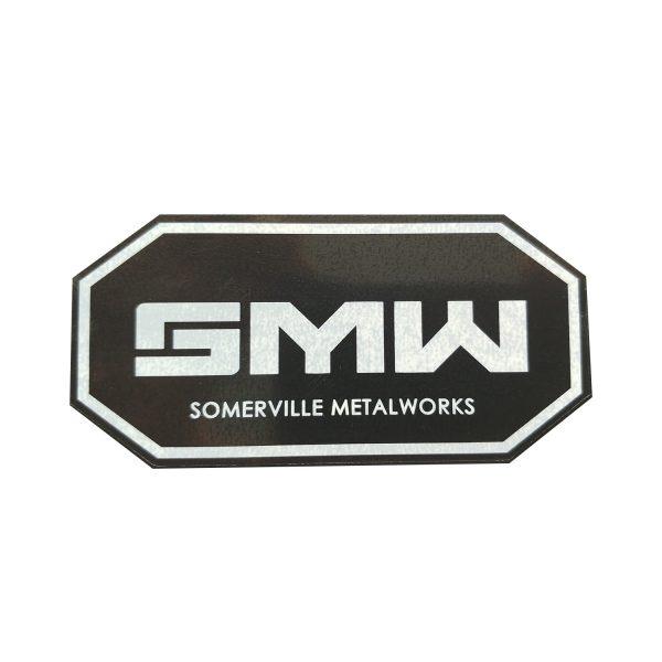 SMW025 - Black Decal